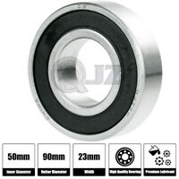 1x 2210-2RS Self Aligning Ball Bearing 50mm x 90mm x 23mm NEW Rubber