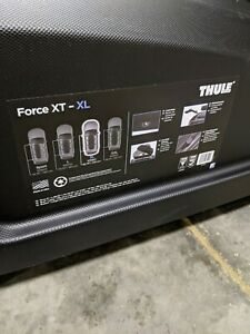 New Thule XT Force XL Rooftop Cargo Carrier