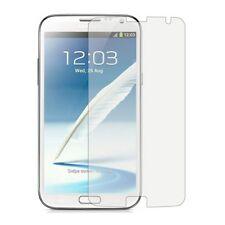 3 X Protectores De Pantalla Para Samsung Gt N7100 Galaxy Note 2 Ii-Transparente Protector Tapa