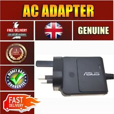 UK NOTEBOOK CHARGER ADAPTER FOR ASUS X200CA X202E-DH31T X201E-DH01 19V 1.75A