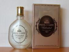 Diesel Fuel for Life ~ Unlimited ~ Women 1.7 oz Eau De Toilette Spray NEW IN BOX