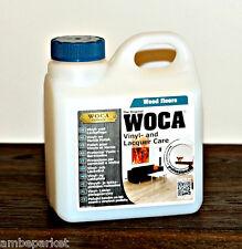 WOCA Vinyl- und Lackpflege 1 Liter