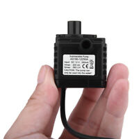 12V Car Cooling Solar Brushless Submersible Water Pump Fountain #G