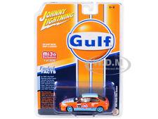 "1998 HONDA CIVIC CUSTOM #19 ""GULF"" 1/64 DIECAST CAR BY JOHNNY LIGHTNING JLCP7192"