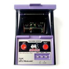 Vtg 1984 Nintendo Game & Watch Mickey Mouse (DC-95) Panorama Screen Tested/Works