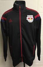 New York Red Bull Adidas Anthem Performance Full Zip Track Jacket Men's X-Large
