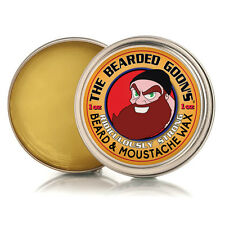 Bearded Goon Ridiculously Strong Beard & Moustache Wax -All Natural Style & Hold