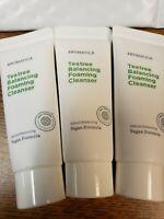 3x Real Chemistry Fresh Start Foaming Cleanser 0 5fl Oz 15ml