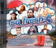 Hits Winter 2015 (CD & DVD) Iggy Azalea/Florence & Machine/Lunchmoney Lewis/Zedd