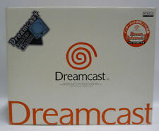 CONSOLE DREAMCAST LIMITED EDITION PEARL BLUE METALLIC NTSC JAPAN RARE BOXED