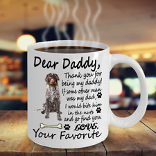 German Wirehaired Pointer,Deutsch Drahthaar,Vorstehhund,Dra hthaar,Cup,Gwp, Mug
