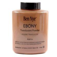 Ben Nye Ebony Translucent Face Powder 3 oz