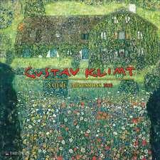Gustav Klimt Nature Calendar 2019 Art Month To View