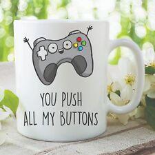 Gaming Mug Gamer Mug Playstation Mug Xbox Mug Game Controller Mug Fun WSDMUG1203