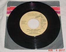 JOHN DENVER BABY YOU LOOK GOOD TO ME TONIGHT RCA 45 1976 GOOD COND