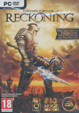 Kingdoms of Amalur RECKONING - Role Playing RPG PC Game Windows XP, Vista, 7 NEW