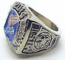 2014 Soccer World Championship Ring Misl Ring SIZE 9.25. .