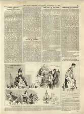 1891 Daring Burglary Food And Cookery Exhibition Forgery