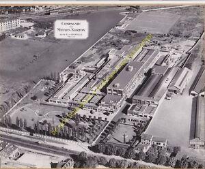 Foto Original 93120 die Courneuve Compagnie Meubles Norton Ansicht Luft