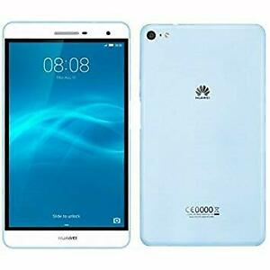 Used HUAWEI MediaPad T2 7.0 Pro LTE Model Blue Andr Unlocked SIM free JAPAN F/S