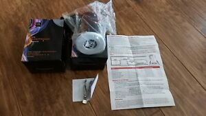 2x IP65 Fireproof Shower Lights Die-cast Gu10 240v
