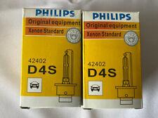 PHILIPS D4S XenEco HID 2X Bulbs 42402 LEXUS GS300 GS350 Toyota 4300K Prius RX330