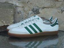 Vintage 1980s Adidas Universal Spezial UK 10 Made In West Germany OG SPZL Police