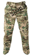 ARMY COMBAT SOLDIER PANT TROUSER HUNTING CAMO MULTICAM 2XL XLong Military FlameR