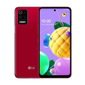 "LG K52 64GB/4GB RAM LM-K520HMW Factory Unlocked 4G LTE 6.6"" 48MP Smartphone"
