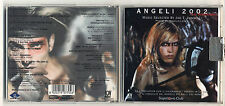 Cd ANGELI 2002 THE WARRIORS Music selected by JOE T. VANNELLI