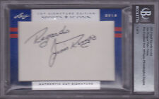 2012 Leaf Sports Icons Autographs Auto Jim Ringo Pete Philos 1/3!