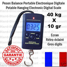 Digital Hanging Luggage Fishing Weighing Scale 10 gr to
