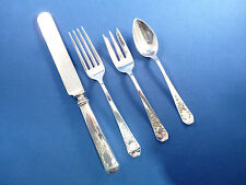 Madam Jumel-Whiting Sterling 4 Piece Place Setting(S)