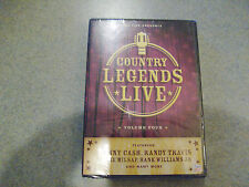 TIME LIFE COUNTRY LEGENDS LIVE VOLUME 4 DVD BRAND NEW IN PACKAGE
