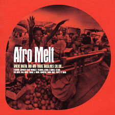 Afro Melt by Various Artists (CD, Oct-2002, Nascente)