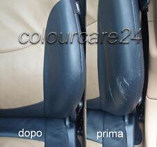 Kit Rinnova Colore NERO Spallina Pelle Mini Cooper S Ritocco Cabrio Sedile