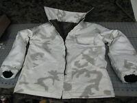 large trebark grey snow camo reversible coat USA jacket patriot jim crumley hunt
