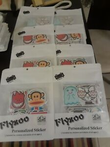 FlyZoo™ Personalized Sticker's (200 Pieces)