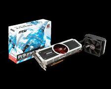 MSI R9 295X2 8 GB-Dual GPU 4K MOSTRO CARD (295 x2)