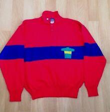 Op Ocean Pacific Mens Skate Surf Shirt Surfer Color-Block 80s 1980s Sweater VTG