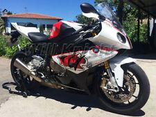 For BMW S1000RR 2010 2011 2012 2013 2014 ABS Body Fairing Kit White Black Red