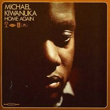Home Again - Michael Kiwanuka (2012, CD NIEUW)