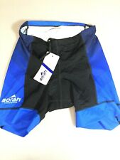 Mt Borah Teamwear Womens Size Large L Tri Triathlon Shorts (6910-104)
