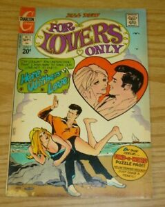 For Lovers Only #73 GD Charlton | low grade comic - save on shipping - spanking