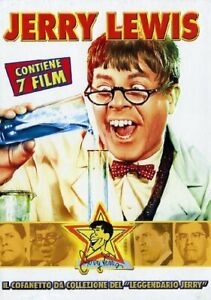 Jerry Lewis (collection box) - DVD DL008101