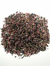 1lb Colourful Tourmaline Tumbled Stones Small Chips Healing Gem Reiki  crystal