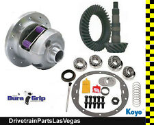 "Yukon DuraGrip Posi Pkg GM 8.5"" 4.11 Ratio Gear Set Master Rebuild Kit 1989-1999"