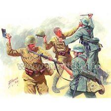 FRONTIER FIGHT HAND TO HAND COMBAT 1/35 MASTER BOX 3524  DE