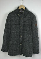 GIESSWEIN AUSTRIA Men's (EU) 50 or ~L Wool Blend Knitted Casual Blazer 29928_GS