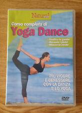 YOGA DANCE - DVD CORSO COMPLETO 52 MINUTI - Natural Style - Cairo Editore